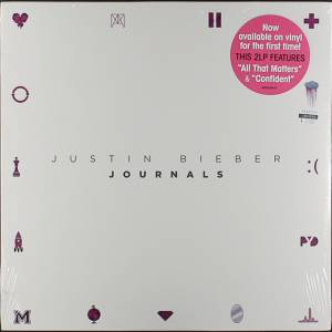 Cover - Justin Bieber: Journals