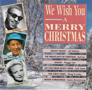 Cover - Andrews Sisters & Guy Lombardo And His Royal Canadians: We Wish You A Merry Christmas