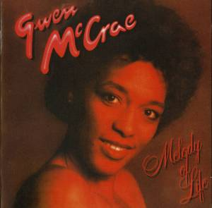 Cover - Gwen McCrae: Melody Of Life