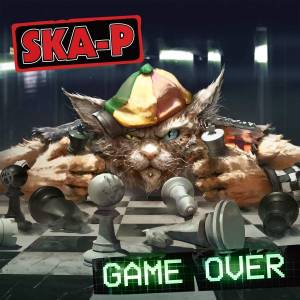 Cover - Ska-P: Game Over