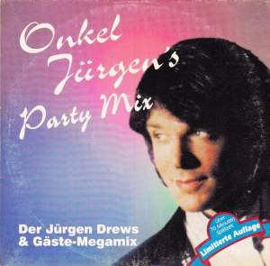 Cover - Christian Anders: Private Edition Premium-Mix - Onkel Jürgen's Partymix