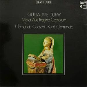 Cover - Guillaume Dufay: Messe Ave Regina Coelorum