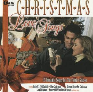 Cover - Dinah Shore & Buddy Clark: Christmas Love Songs