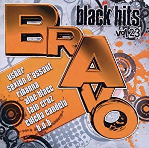 Cover - Alexandra Burke: Bravo Black Hits Vol. 23