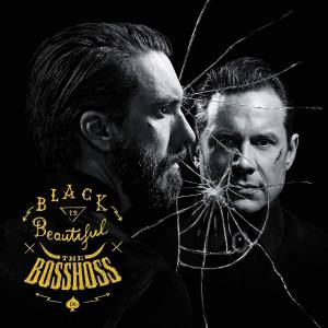 The BossHoss: Black Is Beautiful (CD) - Bild 1