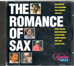 Cover - Paul Desmond & Dave Brubeck: Romance Of Sax, The