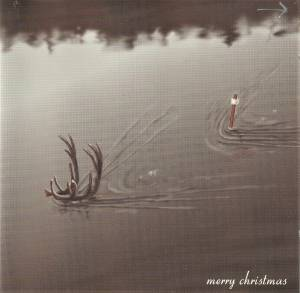 Merry Christmas 1998 - Cover