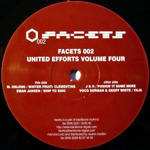 Cover - J & D: United Efforts Volume Four