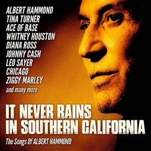 Cover - Johnny Cash Feat. The Carter Family & The Oak Ridge Boys: It Never Rains In Southern California - The Songs Of Albert Hammond