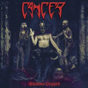 Cancer: Shadow Gripped (2018) - Cover