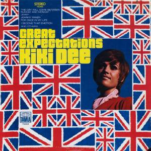 Kiki Dee: Great Expectations - Cover