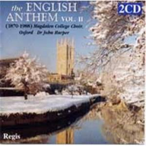 Cover - Charles Wood: English Anthem Collection ( Vol. II 1870-1988), The