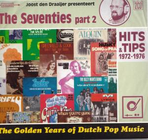 Cover - Spirit Of St. Louis: Golden Years Of Dutch Pop Music - The Seventies Part 2 (Hits & Tips 1972-1976), The