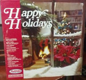 Happy Holidays Album 10 - Cover