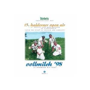Cover - Addict: Haldern Pop - 15. Halderner Open Air: Vollmilch 1998