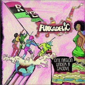 Funkadelic: One Nation Under A Groove - Cover