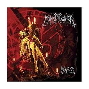 Nunslaughter: Hex - Cover