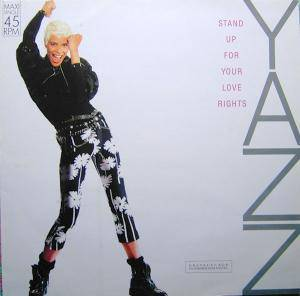 Yazz: Stand Up For Your Love Rights - Cover