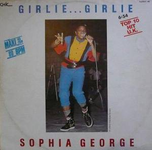 Cover - Sophia George: Girlie...Girlie