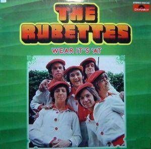 Cover - Rubettes, The: Wear It's 'At