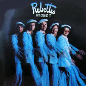 Cover - Rubettes, The: We Can Do It