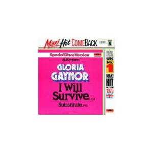 Gloria Gaynor: I Will Survive - Cover