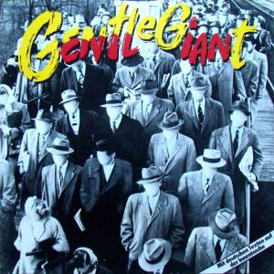 Gentle Giant: Civilian - Cover
