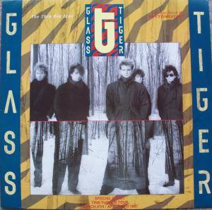 Glass Tiger: Thin Red Line, The - Cover