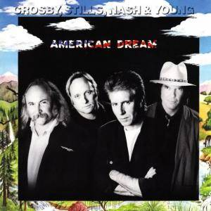 Crosby, Stills, Nash & Young: American Dream - Cover