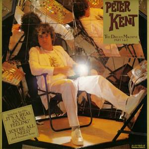 Cover - Peter Kent: Dream Machine Part 1 & 2, The