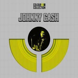 Johnny Cash: Colour Collection - Cover