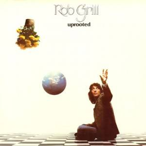 Rob Grill: Uprooted - Cover