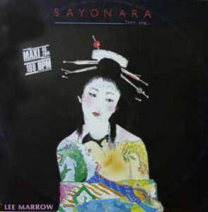 Cover - Lee Marrow: Sayonara