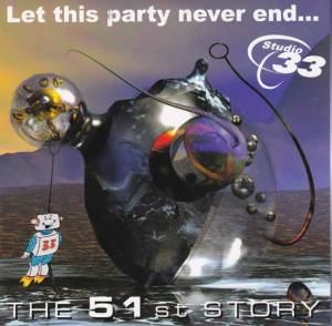 Cover - DJ Energy: Studio 33 - The 51st Story