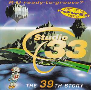 Cover - Svenson & Gielen: Studio 33 - The 39th Story