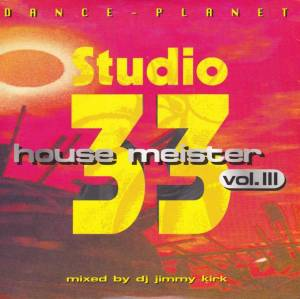 Studio 33 - House Meister 03 (CD) - Bild 1