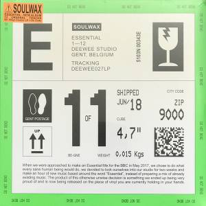 Cover - Soulwax: Essential