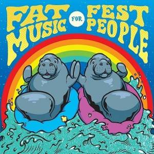 Cover - Bad Cop/Bad Cop: Fat Music For Fest People VIII