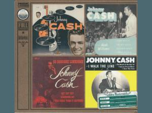Johnny Cash: Johnny Cash (CD) - Bild 1
