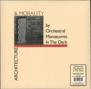 Orchestral Manoeuvres In The Dark: Architecture & Morality (LP) - Bild 1