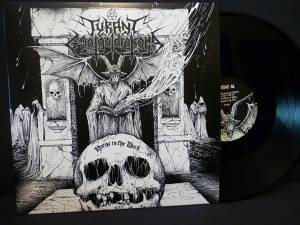 Tyrant Goatgaldrakona: Horns In The Dark (LP) - Bild 1