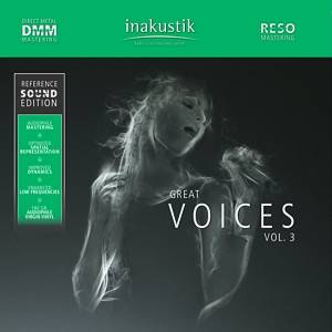 Cover - Isobel Campbell & Mark Lanegan: Great Voices Vol. 3