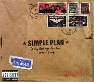 Simple Plan: A Big Package For You (DVD + Mini-CD / EP) - Bild 1