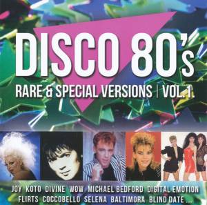 Cover - Round One: Disco 80's Rare & Special Versions Vol.1
