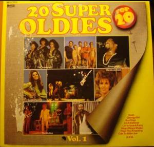 Cover - Nocturnes, The: 20 Super Oldies Vol. 1