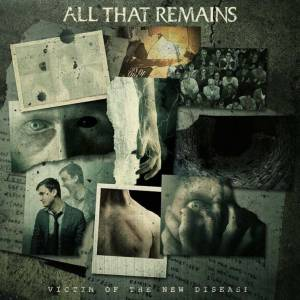 Cover - All That Remains: Victim Of The New Disease