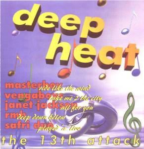 Cover - Beam Vs. Cyrus: Deep Heat - The 13th Attack