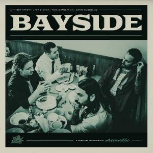 Cover - Bayside: Acoustic Volume 2