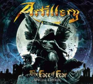Cover - Artillery: Face Of Fear, The