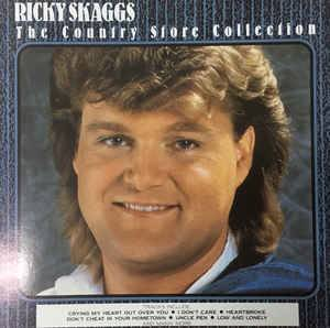 Cover - Ricky Skaggs: Country Store Collection, The